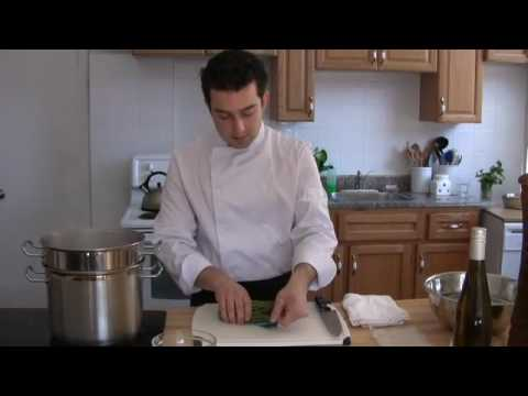 how to cook asparagus tips easy